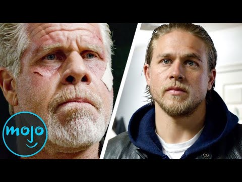 Top 10 Shocking Sons of Anarchy Moments