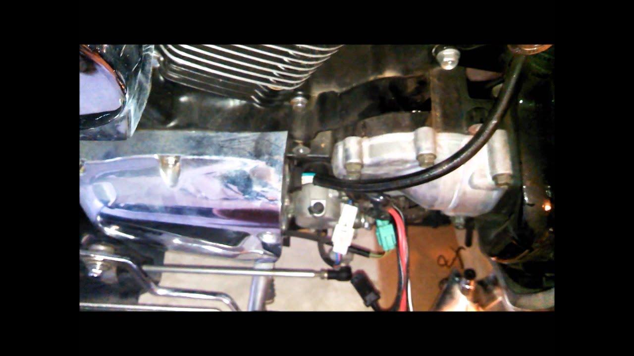 suzuki boulevard c90 wiring installation mod 3 youtubesuzuki boulevard c90 wiring installation mod [ 1280 x 720 Pixel ]