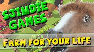 Sjindie Games - Farm For Your Life
