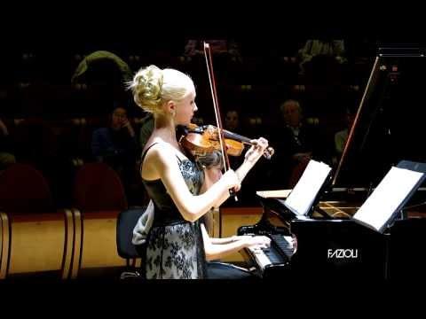 Anastasiya Petryshak - Chiara Cattani - Ravel, Sonata per Violino e Pianoforte N.2 in Sol magg.Op.77
