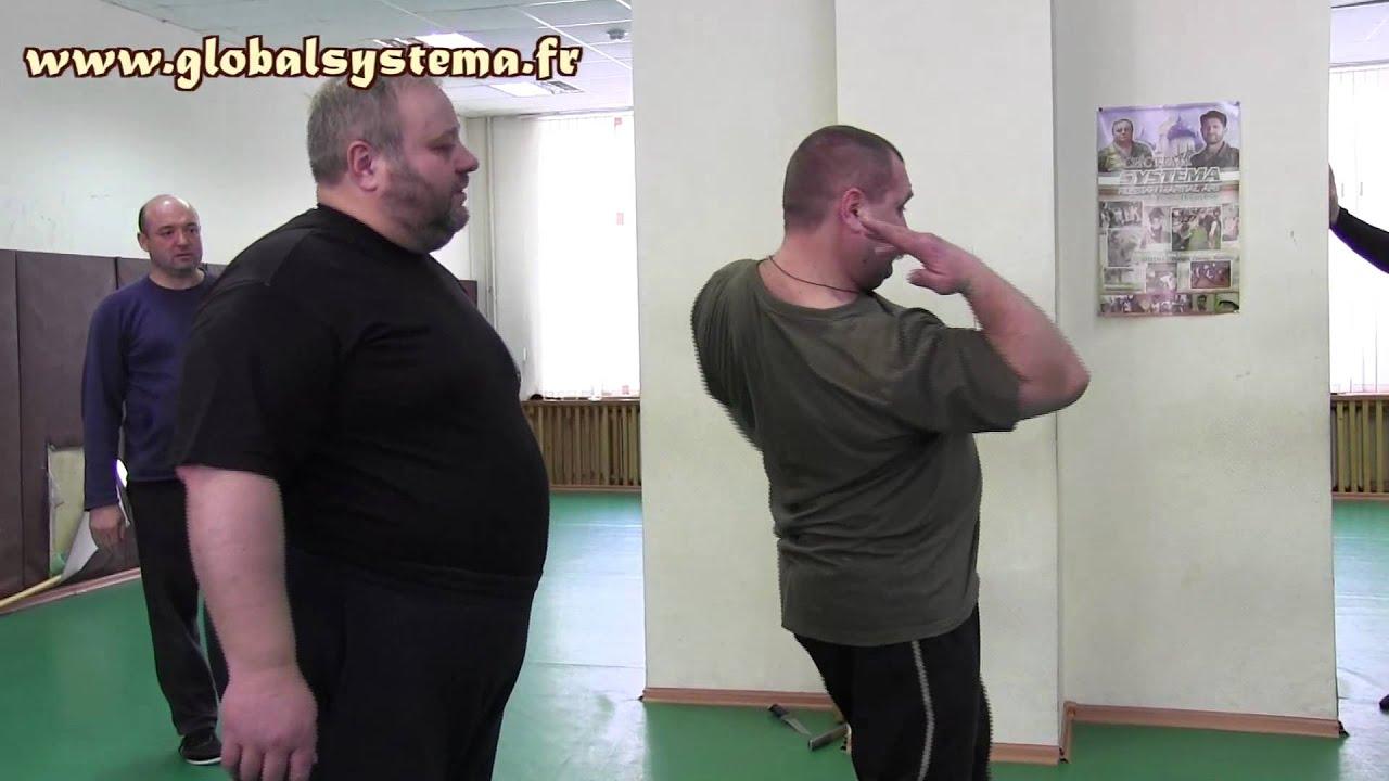 Systema Moscou (2/10) -- Travail interne / Internal work