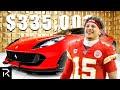 How Patrick Mahomes Spends Half A Billion Dollars