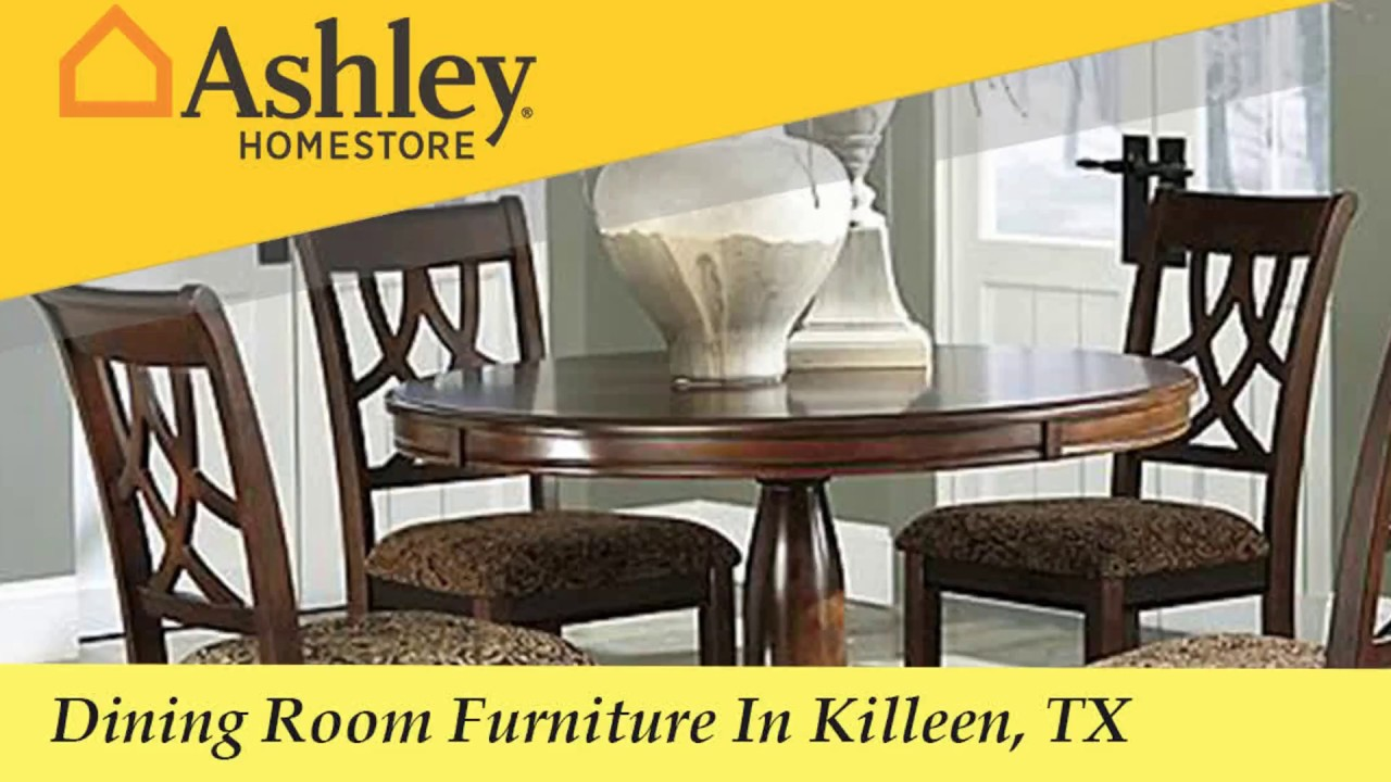 Dining room furniture in killeen tx youtube for Dining room tables you tube