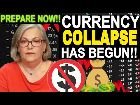 Lynette Zang: The Currency Collapse Has Begun: Hyperinflation Is Next!? | Gold & Silver