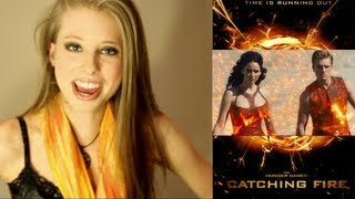 CATCHING FIRE THEATRICAL TRAILER TALK