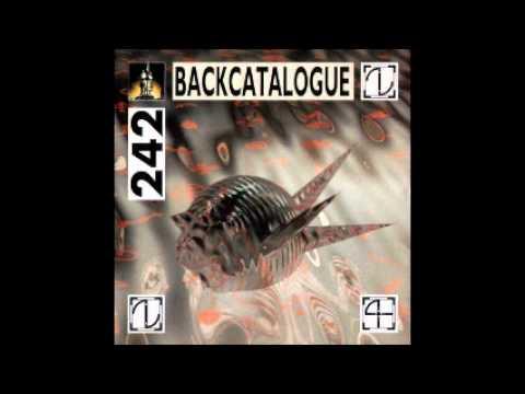Front 242 - Back Catalogue - 15 - Don't Crash