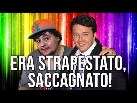 [2/3] Andrea Alongi & Matteo Renzi: era strapestato, saccagnato!