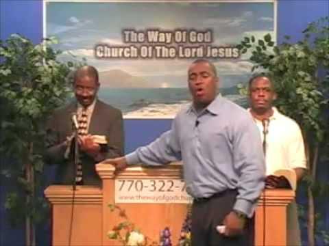 Pastor Tony Smith on T.D. Jakes