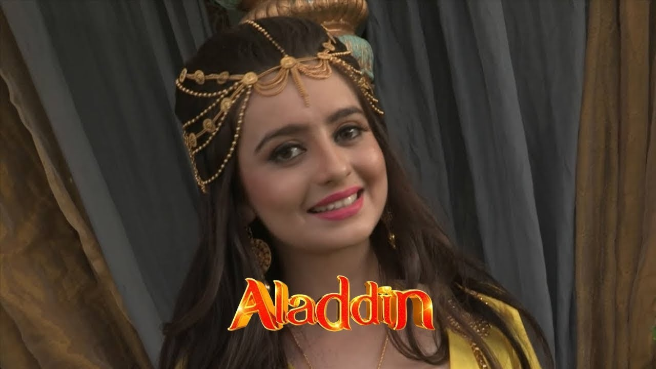 Aladdin - 15 March 2019 - अलादीन | Yasmine - Mehar Love Triangle | Full  Episode