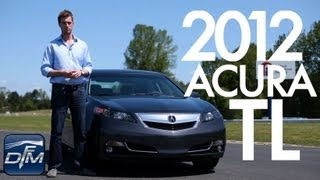 DownForce Motoring: 2012 Acura TL Review