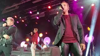 Download Lagu Backstreet Boys Cruise 2018- Hey Mr. DJ [Group B] mp3