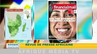 KIOSQUE PANAFRICAINE DU 03 05 2018