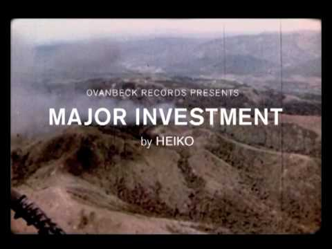 Teaser for Major Investment by Heiko