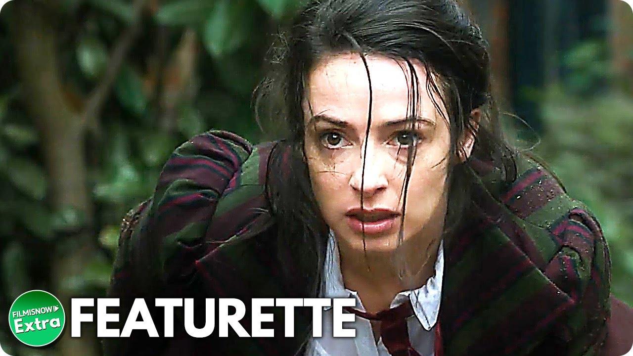 THE NEVERS   Character Portrait: Amalia Featurette (HBO)
