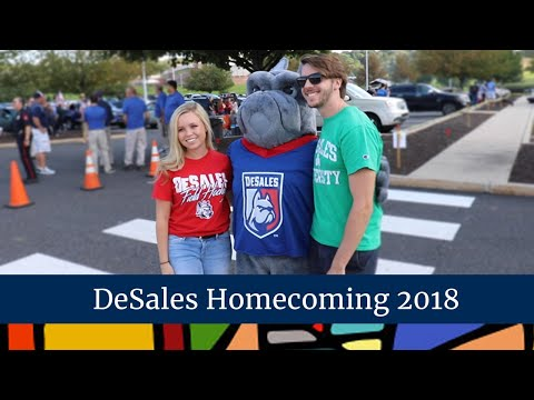 DeSales University Homecoming 2018