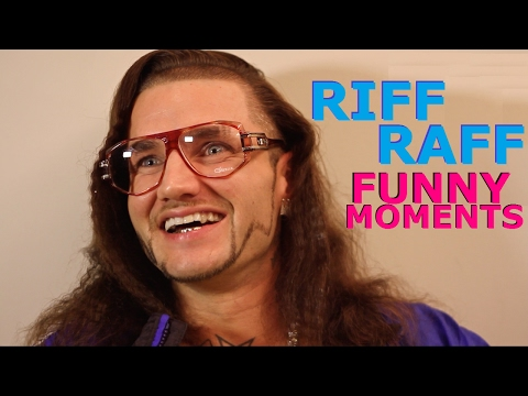 Riff Raff FUNNY MOMENTS BEST COMPILATION 2017