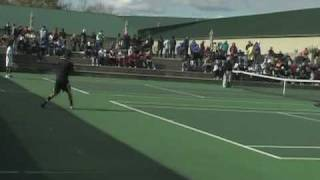 Highlights of the 2009 MHSAA Division 1 Boys Tennis Finals on STATE CHAMPS!