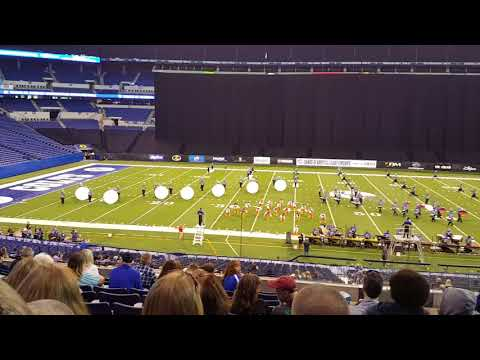 RCG ROYAL COMMAND AND GUARD HSE HAMILTON SOUTHEASTERN HIGH SCHOOL MARCHING BAND 2017