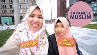 Ana Farhana   A Young Reverted Japanese Teacher in Nara