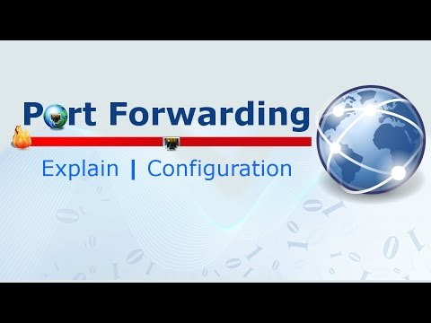 Port Forwarding | Explain & Router Configuration | Hindi