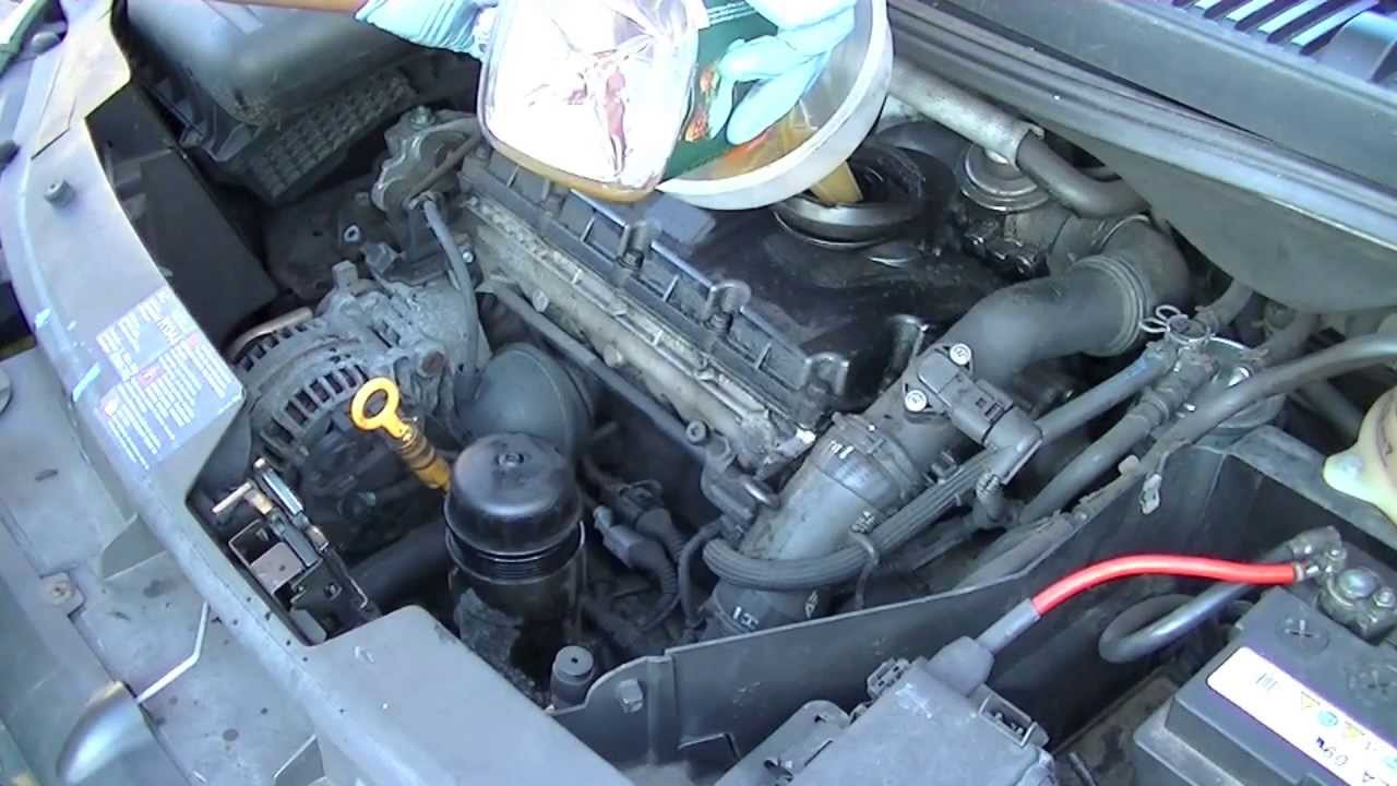 How To Change Your Engine Oil And Filter Youtube Autos Post