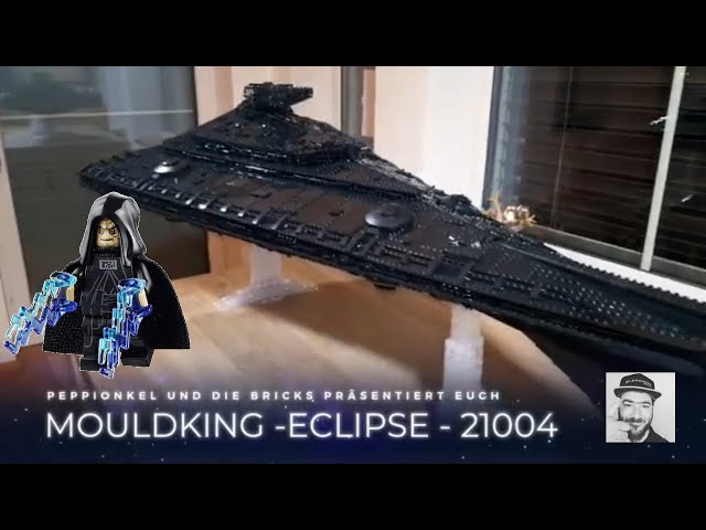 #Mouldking #Eclipse (4 Finale) 21004 - SSD - Star Wars - #PapaMobil - Ende einer Saga. #mould king