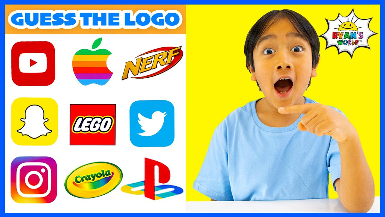 Download Ryan plays Guess the Logo Challenge Game