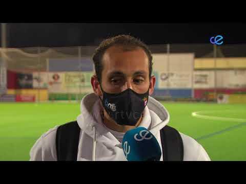 Ismael César da por bueno el empate en Puente Genil