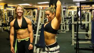 FEMALE BODYBUILDER maria rita penteado FIGURE carolyn sessa PHYSIQUE juliana malacarne