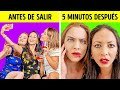 31 TRUCOS INDISPENSABLES PARA CHICAS - YouTube