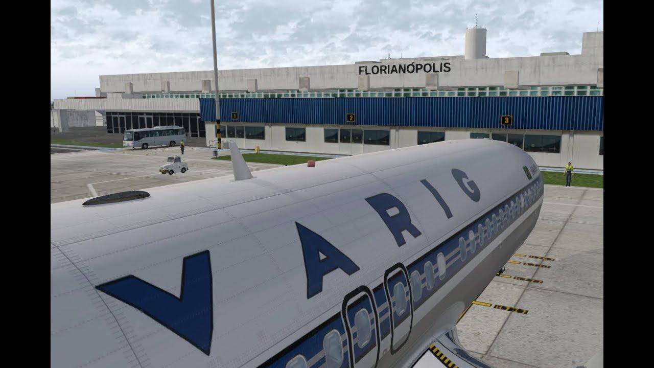 XP11] Boeing 737-800   Pouso em Salvador (SBSV) - FlightSim
