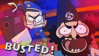 Content Cop: The Animated Series - ''Gnome Trouble''