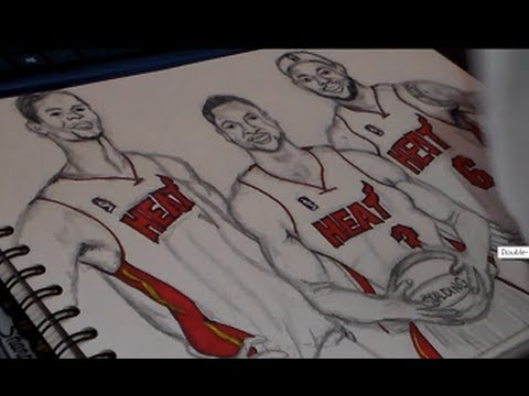 how to draw stephen curry step by step
