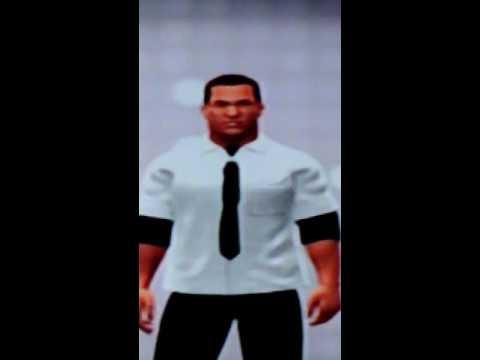 WWE 2k16 right to censor steven richards