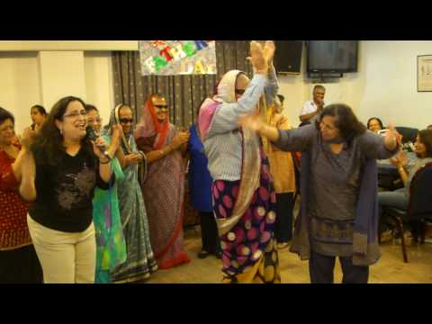 Singapore Sindhi Senior Citizens' Father's Day Party Fun & Frolics 12thJune2010