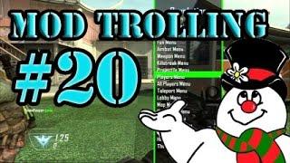 Black ops 2 Mod Trolling #20