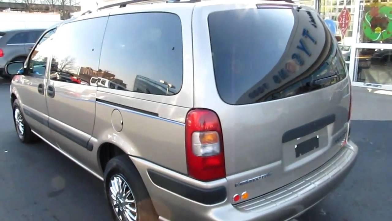 hight resolution of chevy venture van