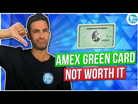 Amex Green Card: 3 Reasons Not To Get It