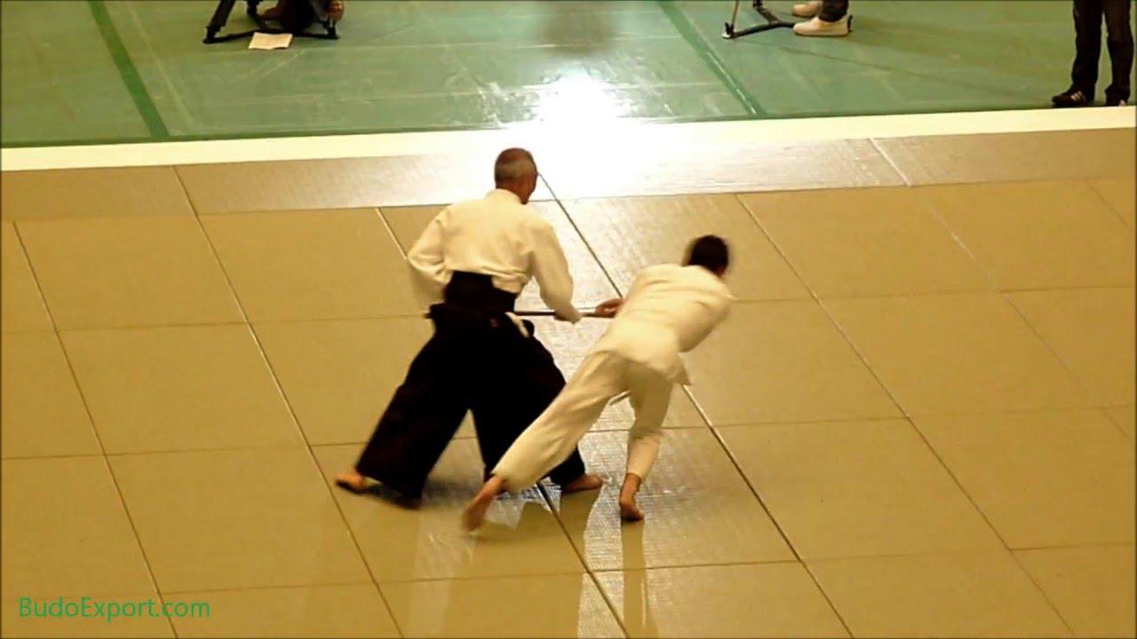 Inagaki Shigemi Shihan - 49th All Japan Aikido (2011)