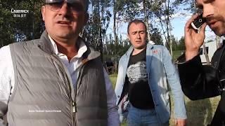 В Славянске не утихает конфликт между активистом и мэром