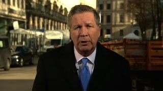 Kasich: World leaders unsure about Trump