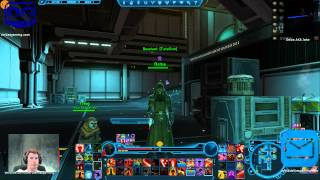 SWTOR - Deltia - Jugg Hard Contact Epic Night of Solo Ranked Arena's