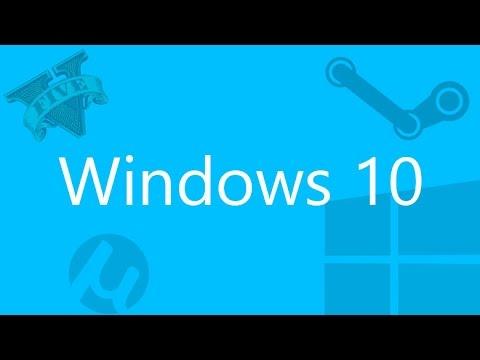 Не запускаются игры на Windows 10