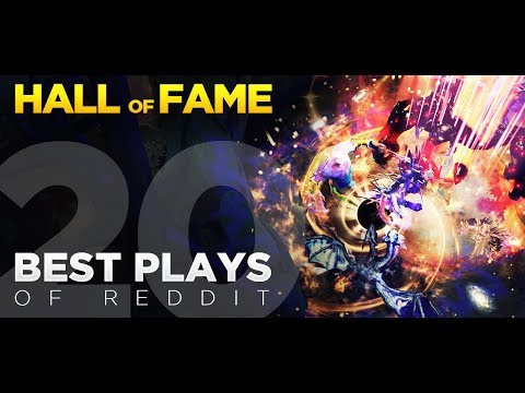 Dota 2 Best Plays of Reddit - Ep. 20 (Hall of Fame)