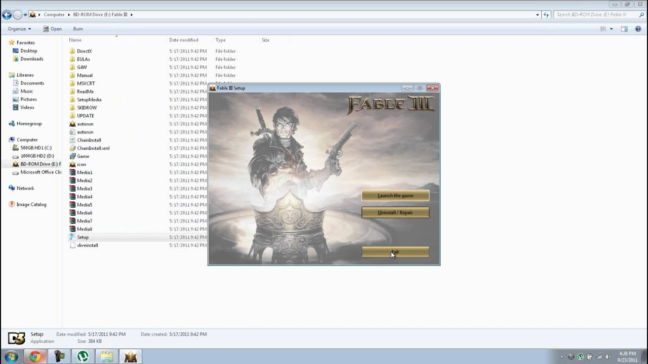 Fable 3 Download for Free + Crack