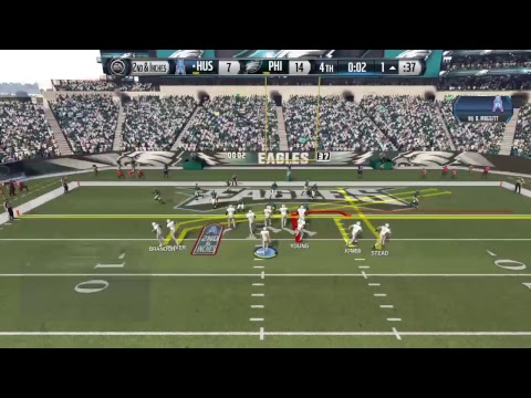 Madden 16 Oilers franchise year 8 week 10 @ Eagles