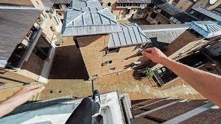 Rooftop Parkour POV - Cambridge thumbnail