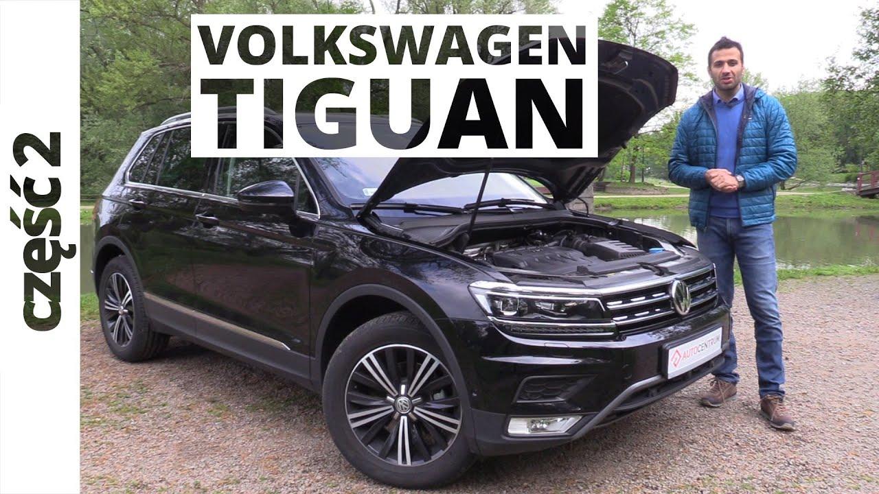 Volkswagen Tiguan 20 Tdi 150 Km 2016 Techniczna Część Testu 271