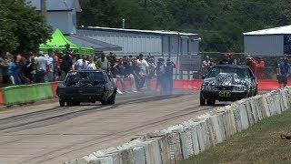 LEGAL STREET RACING - Test and Grudge - Hartshorne OK