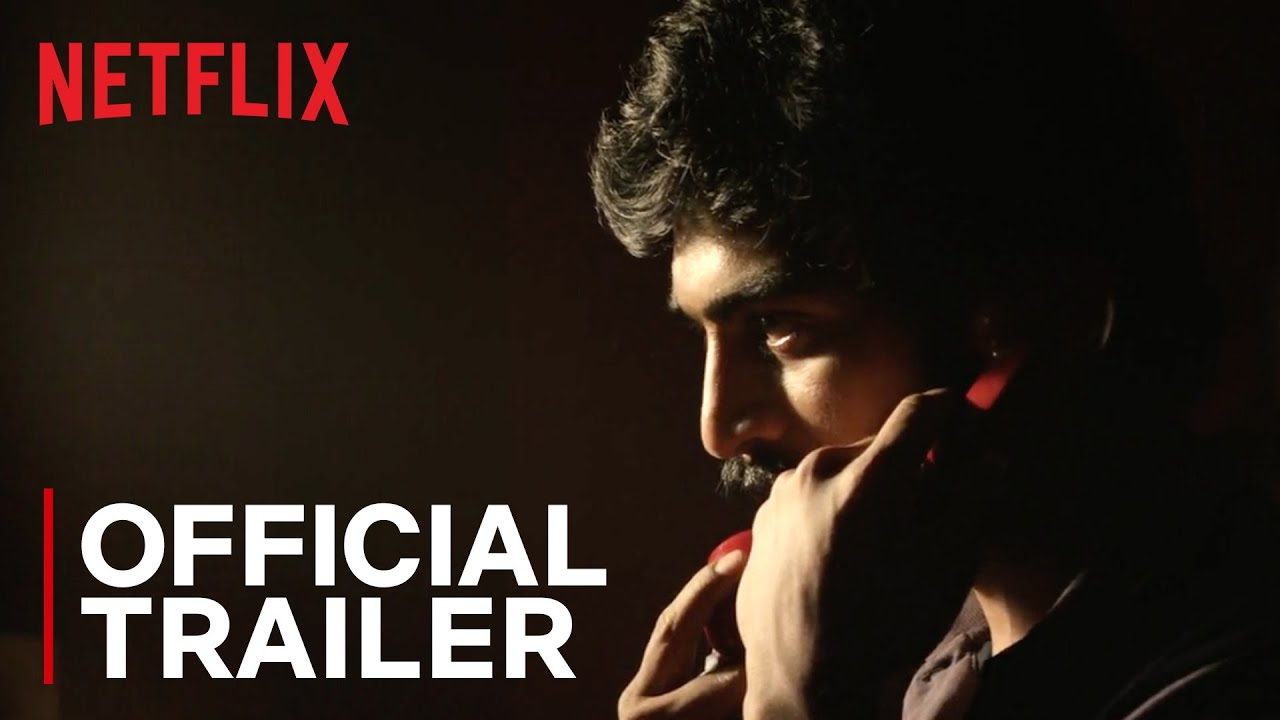 Andhaghaaram | Official Trailer | Arjun Das, Pooja Ramachandran, Vinoth Kishan | Netflix India